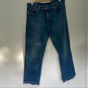 Lucky Brand Straight Leg Jean